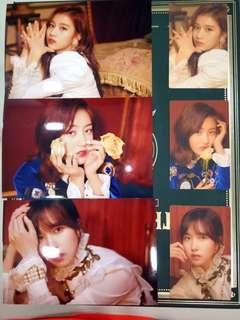 WTS TWICE Seasons Greetings 2019 The Roses Photocard