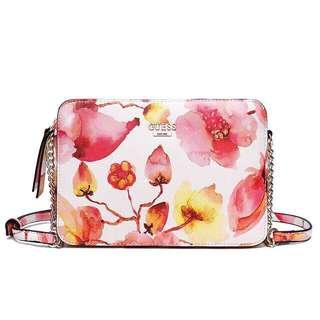 Guess Floral Pink Yellow