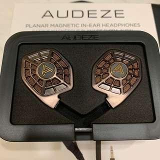 Audeze iSINE20 isine 20 In-Ear planar Headphone iem