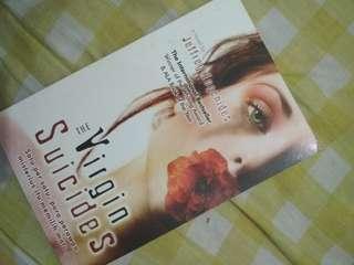 Buku Novel The Virgin Suicides - Jeffrey Eugenides