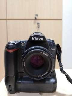 Nikon D90 + 50mm f1.8 Lens