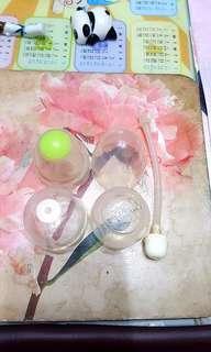 🚚 奶瓶蓋 奶瓶吸管 標準口徑 學習杯 吸管球 小奶瓶 大奶瓶 寶寶 嬰兒  #好物免費送 #年末感恩免費送 #免費送