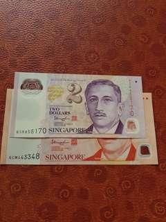 CNY new notes exchange