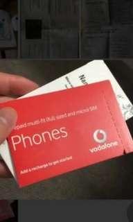澳洲電話卡 160蚊2張