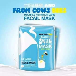 milk sheetmask