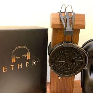 MrSpeakers Mr Speakers Ether 2 planar headphones