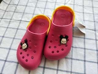 🚚 【全新】兒童園丁鞋