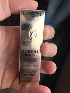 Lancôme L'absolu Rouge hydrating lip colour