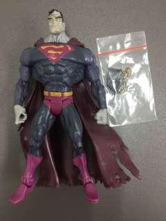 """Mattel DC Superheroes S3 Select Sculpt Bizarro 6"""" Action Figure #ENDGAME your EXCESS"""