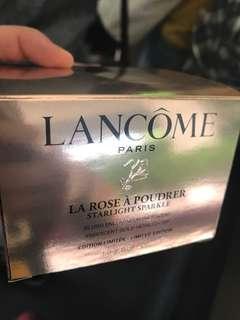 Lancôme La Rose A Poudrer gold highlighter