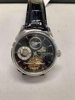 全新 美國品牌Stuhrling 657自動錶