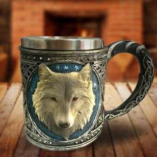 Dire Wolf Beer Mug