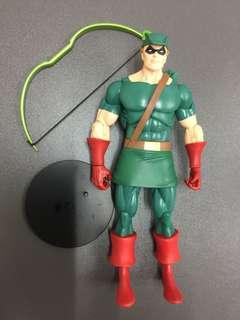 """DC Direct History of the DC Universe Green Arrow 1st Series 6"""" Action Figure"""