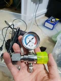 CO2 Regulator