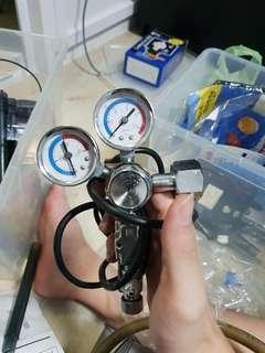 CO2 Regulator Solenoid
