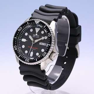 Best Selling BNIB Seiko Diver SKX007 SKX007J SKX007J1 Made IN Japan Model Full Set with FREE DELIVERY Mens Watch