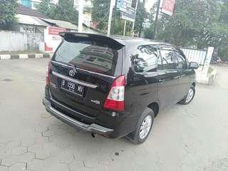 Innova g metic diesel 2012