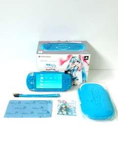 SONY PLAYSTATION PORTABLE  -  PROJECT DIVA 2nd EDITION
