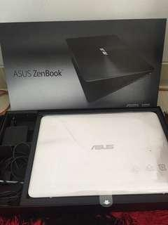 Laptop asus zen book UX305