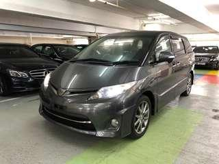 Toyota ESTIMA AERAS FACELIFT 20TH