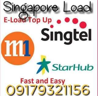 Singapore load