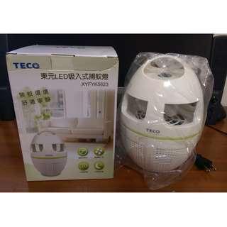 🚚 東元 LED 吸入式捕蚊燈 XYFYK5623 捕蚊燈 電蚊拍