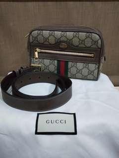Prelove Authentic Gucci Belt Bag