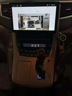 Another set of android HU installed on this wonderful vellfire! Bigger screen with more functionality!  Have yours done now!  Booking/enquiries pls call 8270 0007  #datsauto #quality #android #vellfire