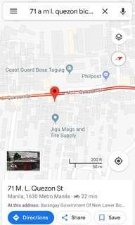 Lot for sale Taguig