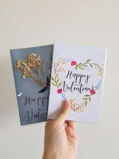 [CUSTOMISE] Valentines Day Card