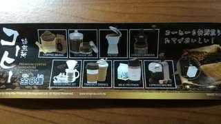 🚚 咖啡 咖啡店 咖啡器具 扭蛋 轉蛋
