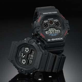 Retro Gshock Casio Watch Unisex Latest Release Collection Alien DW5900 with FREE DELIVERY Hot Selling with Limited Stock