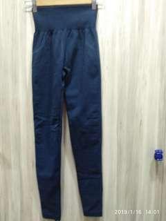 Bonnie de'connie infrared slimming legging-denim blue