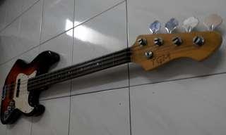 TGM Jazz bass