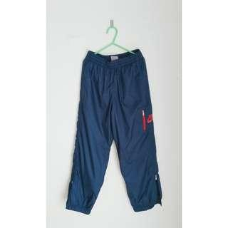 Nike Navy Red Tick Trackpants