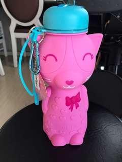 Smiggle water bottle for girl
