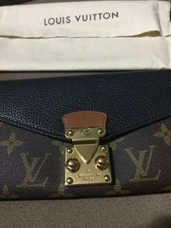 Louis vuitton wallet pallas monogram