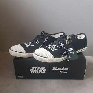 Star Wars x Bata Heritage - Darth Vader Low Top Tennis Shoes [BN]