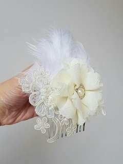 Bridal Headpiece Wedding