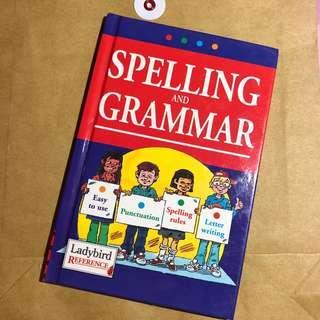 LadyBird Spelling and Grammar