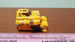 Bulldozer Transformable robot
