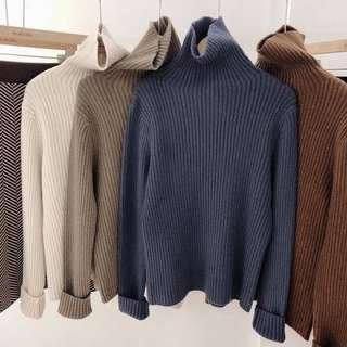 🚚 安格拉高領毛衣