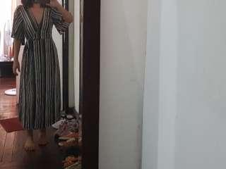 Authentic Forever 21 Woven Dress