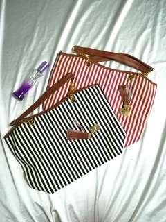 Striped Bag Bundle
