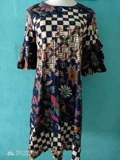 Preloved Batik Dress