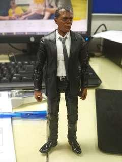 Marvel Legends nick fury captain marvel