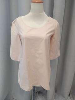 MARNI Peach blouse