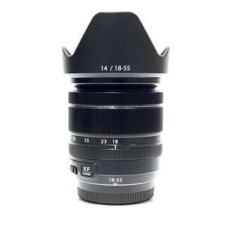 Fujifilm XF 18-55mm F2.8-4 R LM OIS Lens