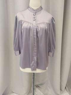 CHLOE Grey blouse