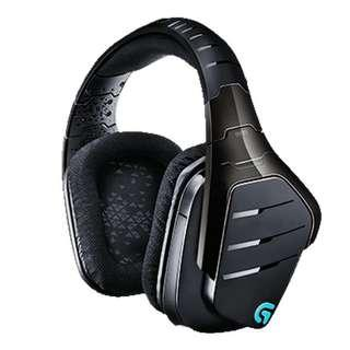 Logitech G933 Artemis Spectrum 7.1 RGB Gaming Headset (Wireless/Wired)